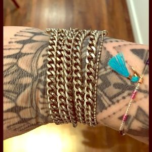 Jewelry - Chain Bracelet bought in Paris